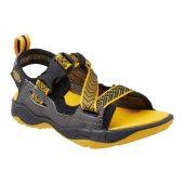 KEEN Rock Iguana Jr black/yellow +DÁREK dle VÝBĚRU!!!
