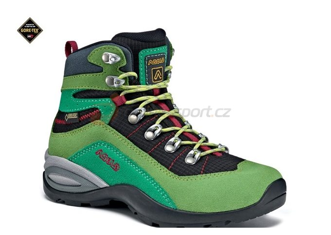 111537188fe Dětské turistické nepromokavé boty Asolo Enforce GV