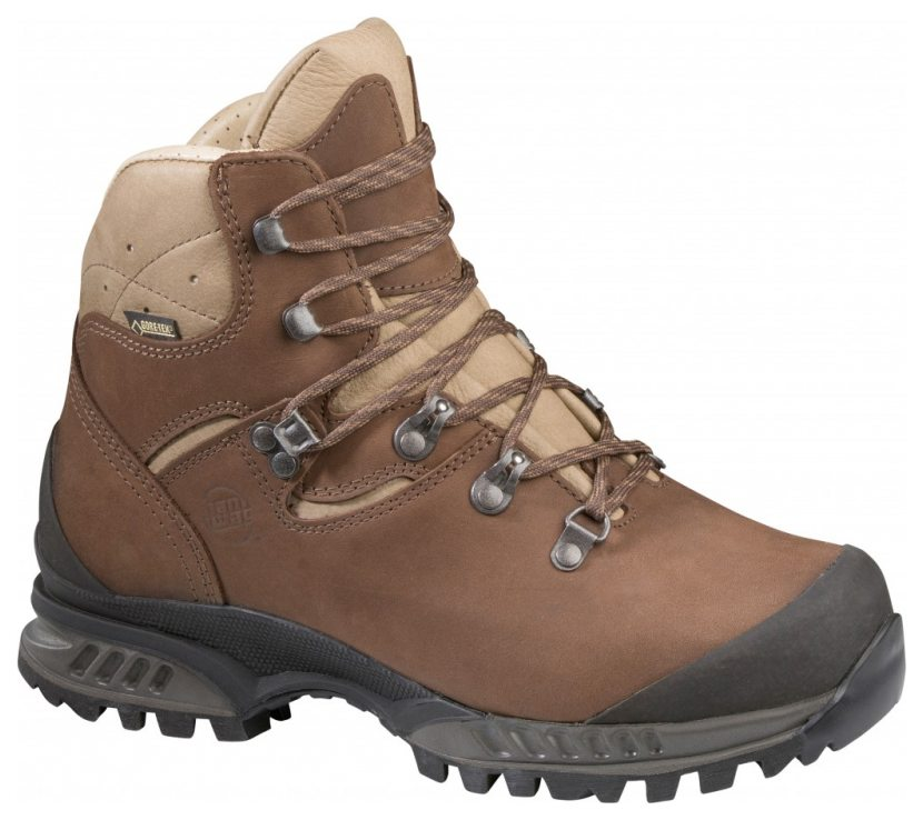 a0ab6b4e9c Extrémně pohodlná turistická obuv pro dámy od firmy Hanwag