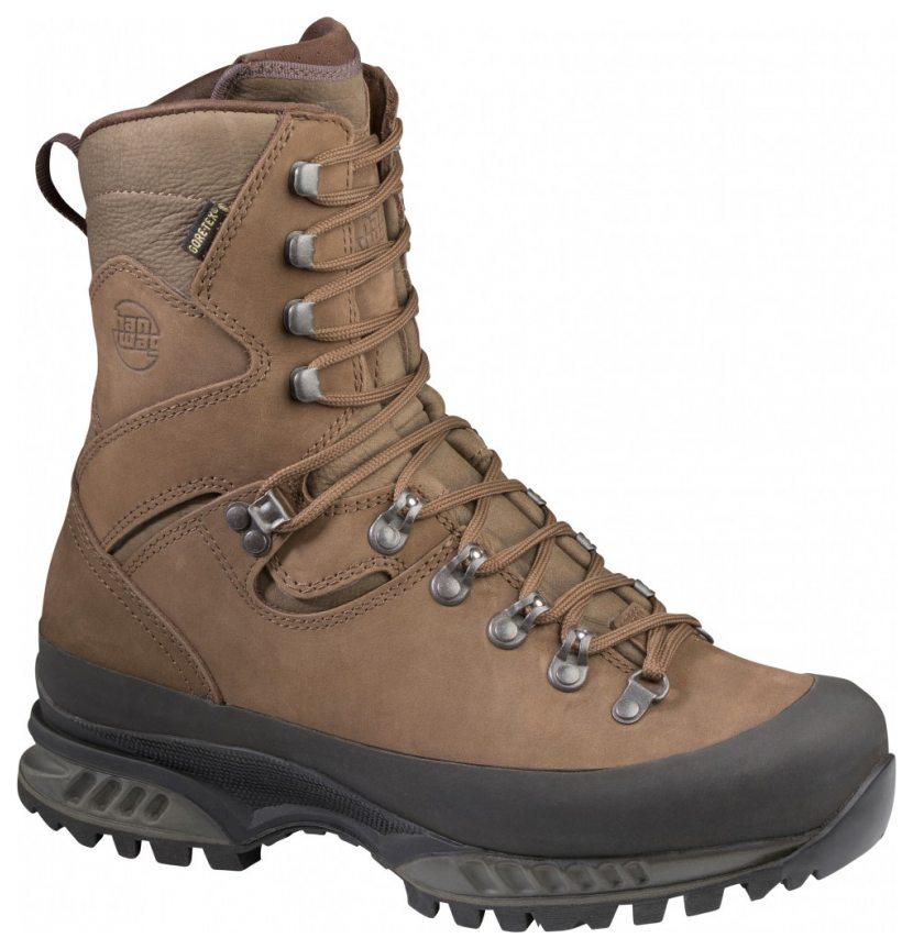 00f83fde85 Robustní trekkingová obuv s extra vysokým svrškem a rozšířenou přední  částí. Tato bota najde své uplatnění v lesích