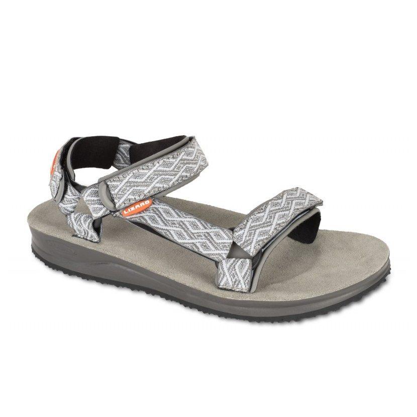 5c73ffa80b3 Sandále Lizard SH Woman etno ash jsou příjemné a zároveň lehké. Další  výhoda je